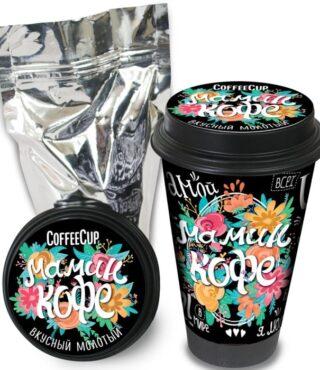 Кофе молотый «Мамин кофе»